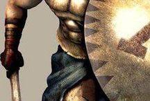Spartan Warrior / Warrior
