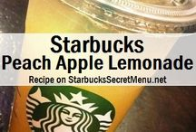 Starbucks Secret Menu / by Crystal Washington