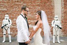 Mariage Star Wars / Star wars Wedding / Plein d'idées pour un mariage geek Star Wars !