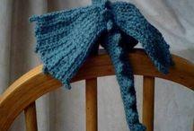 Crochet & Knit Toys / by Shara