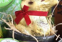 Celebrate an Eggs-ellent Easter with Lindt / by Barbara Ryan