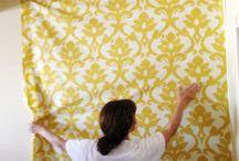 Decor walls techniques