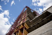 Topping Outs! / Topping out of construction projects