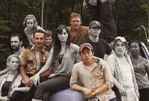 Walkers, roamers, & lame-brains, oh my! / Addicted to walking dead / by Jenna D'Agostino