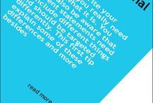 Personal Statement Writing / Personal statement writing tips