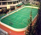 Multisport floor