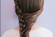 Braids to try / by Andrea Noble