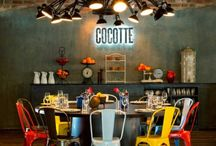 cool places & spaces / by Tam Moodley