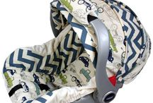 Boy Car Seat Covers