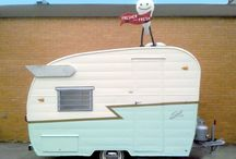 Shasta Travel Trailers / Vintage campers, travel trailers, glamping / by freshvintage