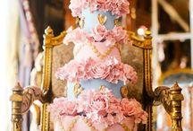 Inspiração de Bolos/Cakes / Mural de inspiração para bolos! Feito para noivas, aniversariante e debutantes, com foco na parte mais belamente doce do evento...