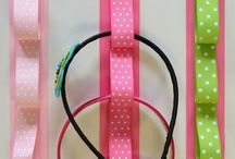Bow holders / Inspirational bow holders for all hair accessories
