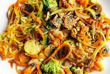 Zucchini Recipes / Recipes using zucchini / healthy zucchini recipes