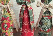wine bag pattern