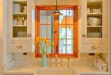 Kitchen Ideas / by Amber Bliss