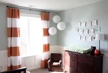 Home: nursery / by Abby Jones