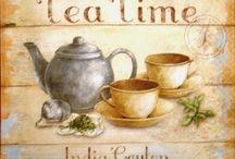 КУхонно-чайное     Kitchen-tea