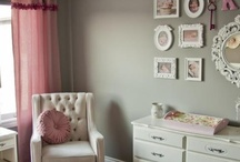 Giana's big girl room  / by Rebekah Refino