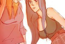 Naruto Girls / Girls from Naruto
