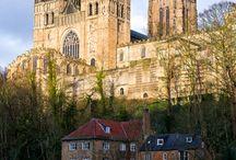 Churches ~ Cathedrals ~ Basilicas ~