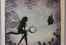Fairy. Cards