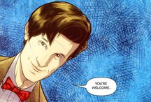 Doctor Who / by Julie Witt