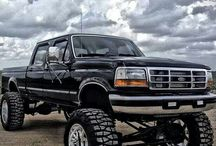 lifted truck ideas