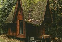 My cottage home | خانه ای چوبی با طعم گلابی
