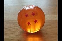 Epoxy Resin Dragon Balls