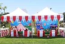 School carnival / by Mel Loves Crafts