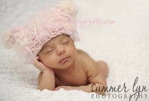 Newborn Baby Photos / by Weather Anchor Mama