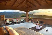 Cowgirl Yoga in Costa Rica