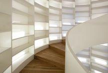 Bookish architecture/furniture