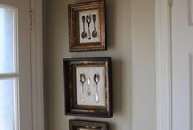 heirloom display/ gran's home