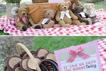 Kids party - Teddy bears picnic