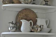 silverware display