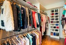 Celebrity wardrobes