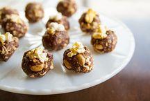 Bouchées au beurre d'arachide / Mes 5 recettes préférées de Bouchées au beurre d'arachide!