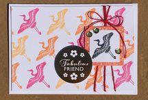 Kimono Stamp Set