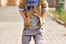 Young boy fashion
