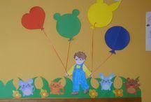 scuola infanzia / by Anna Facchini