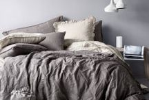 Linen / We love linen. Whether your using it for dressmaking, soft furnishings or curtains it is always sure to look beautiful.