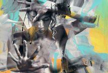 PIER TOFFOLETTI (BODY SPLASH) / ARTISTA