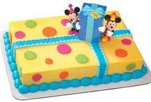 Minnie & Mickey mouse Birthday