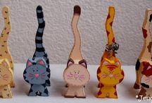 котики - коты и кошки