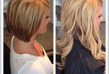 Hair by Katey / by Katey Bellrose