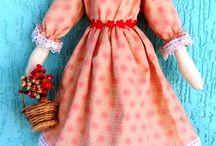 Bonecas Artecabocla / Artesanatos.roupas.