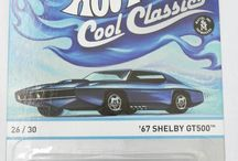 Shelby GT500 Hot wheels / hotwheels shelby gt500 collection