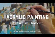 Escolas, cursos e dicas sobre ARTE