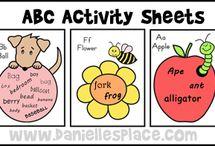 Home School Learning Activities